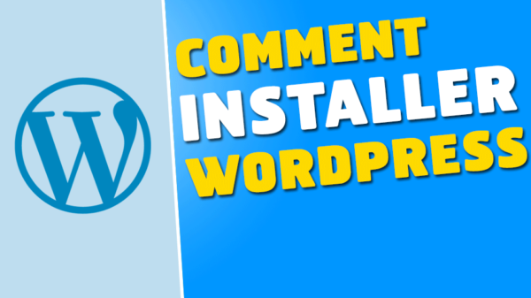 installer-wordpress-une