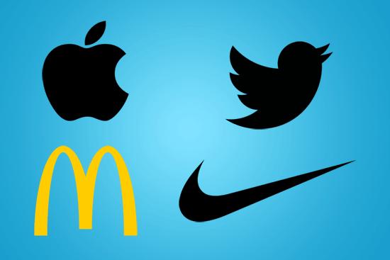 4 logos celebres