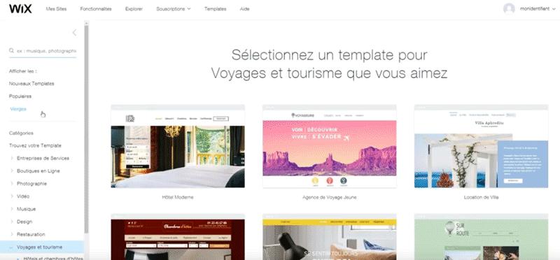 templates-wix