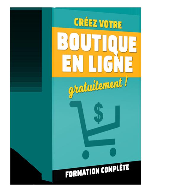 Créer une boutique en ligne gratuitement