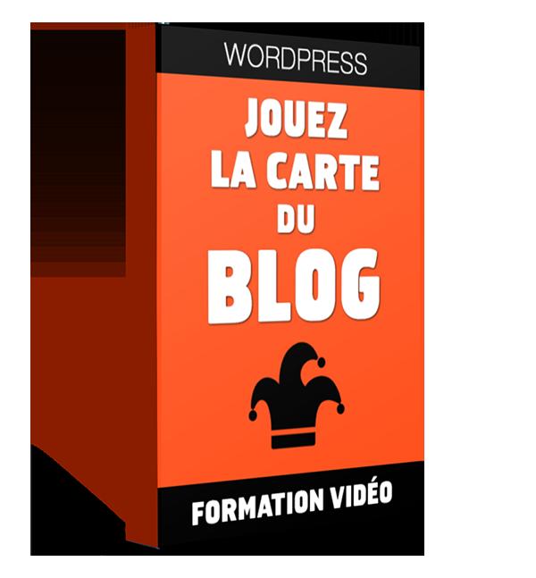 Créez un Blog