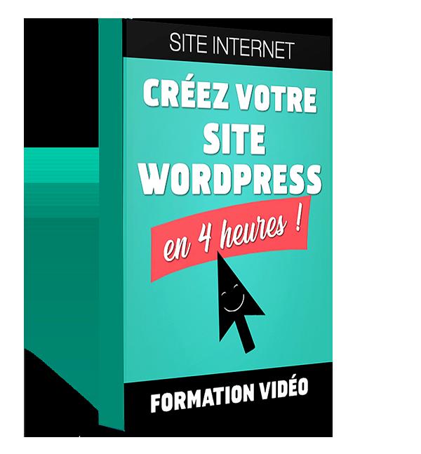 Créez votre site WordPress en 4H