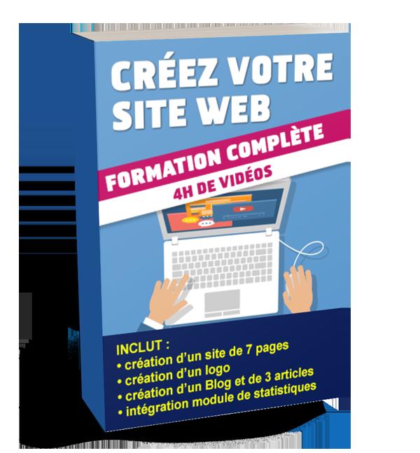 Formation : créez votre site web professionnel en 4H