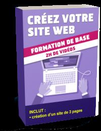 Formation de base - créez votre site Internet
